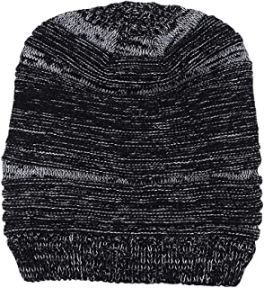 Wiwsi Fashion Men Women Winter Warm Beanie Skull Hip-Hop Wool Knit Ski Caps Hats