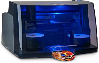 Primera Bravo 4201 Disc Duplicator and Printer - Automatically Copy and Print CDs and DVDs. New Model.