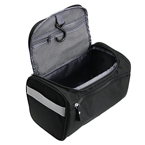 TravelMore Hanging Travel Toiletry Bag Organizer   Bathroom Hygiene Dopp  Kit with Hook for Traveling Accessories e42d93f2b02c3
