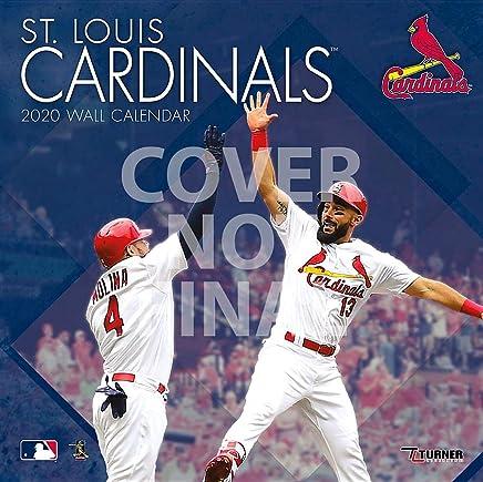 St Louis Cardinals 2020 Calendar Amazon.com: Coming Soon   Baseball / Sports & Outdoors: Books