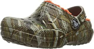 Crocs Classic Realtree Max-5 Lined Clog (Toddler/Little Kid)