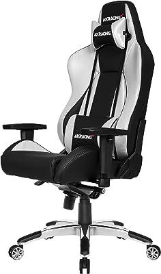 AKRacing Master Premium Sedia da Ufficio e Computer
