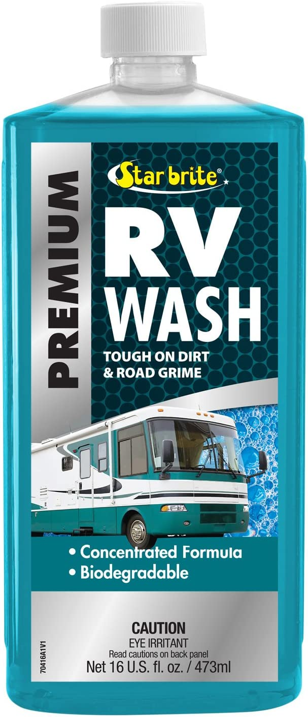 STAR New item In stock BRITE Premium RV Wash Biodegradable Concentrated Fl - 16