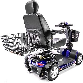 Challenger Mobility Scooter X-Large Rear Basket for Pride, Drive, Golden, Shop Rider, Challenger Mobility J1000