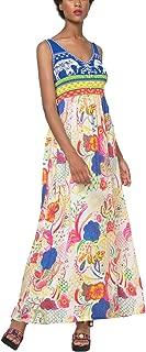 Desigual Women's Sleeveless Woven Dress