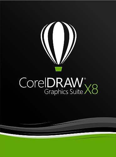 CorelDRAW Graphics Suite X8 [Téléchargement]