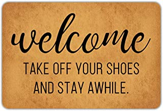 Best take off your shoes mat Reviews