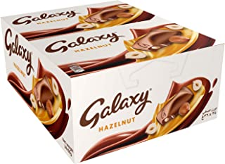 Galaxy Hazelnut Chocolate Bar 36 g x 24