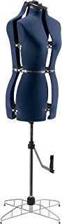 SINGER | Medium/Large Dress Form DF251 has 13 Individual Adjustments, 39-47