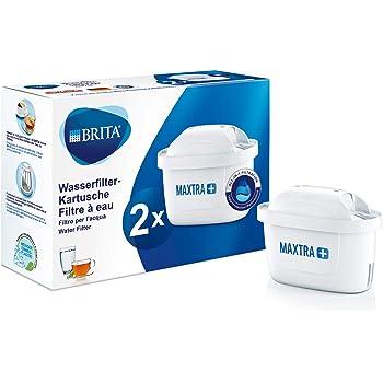 BRITA Wasserfilter-Kartusche MAXTRA+ 2er Pack – Kartuschen