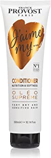 Franck Provost Unisex J'aime My Oleo Supreme Nutrition & Softness Conditioner, 300 ml