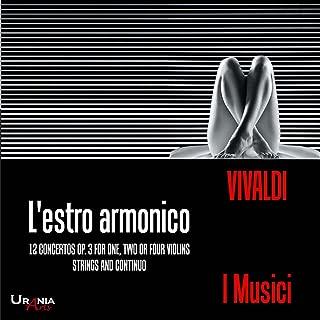 I Musici play Vivaldi: L'estro armonico