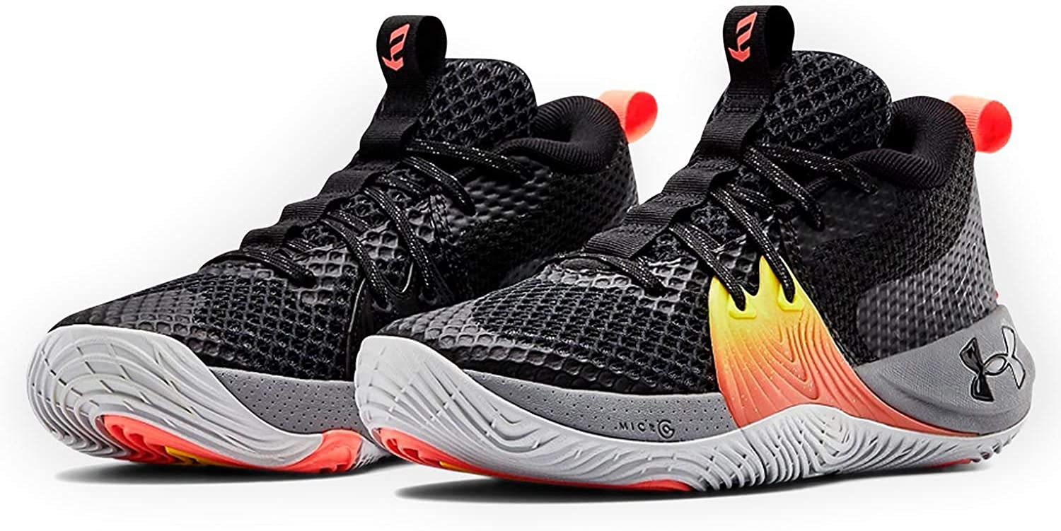 Under Armour Kids (GS) Embiid One Basketball Shoes