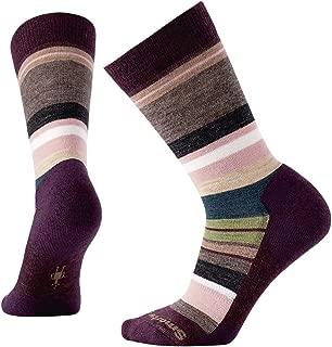 Smartwool PhD Outdoor Light Crew Socks - Women's Saturnsphere Wool Performance Sock