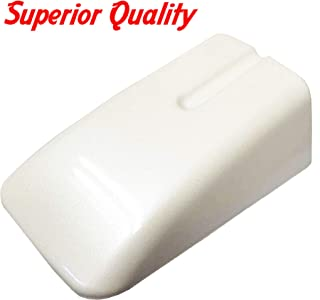 CF Advance For 04-08 Acura TL 3.2 3.5L Front or Rear Right Passenger Side Outside Exterior Outer Door Handle Cover NH603P White Diamond Pearl 2004 2005 2006 2007 2008