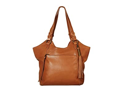The Sak Sierra Leather Shopper (Tobacco) Handbags