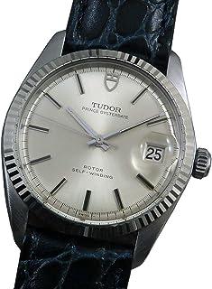 チュードル プリンス オイスターデイト ホワイトゴールドベゼル フルーテッド 1977年 アンティークウォッチ TUDOR 自動巻き時計 [並行輸入品]