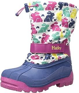 Hatley Girls' Fairy Tale Horses Winter Boot