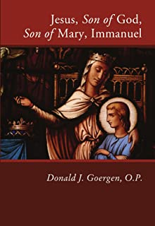 Jesus, Son of God, Son of Mary, Immanuel