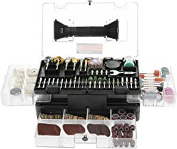 "Rotary Tool Accessories Kit, Meterk 349pcs Grinding Polishing Drilling Kits, 1/8"".."