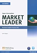 Market Leader: Upper Intermediate Market Leader Business English Practice File with Audio CD