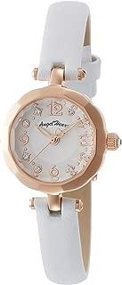 [エンジェルハート] 腕時計 Brilliant Flower ホワイト文字盤 スワロフスキー BF21P-WH ホワイト