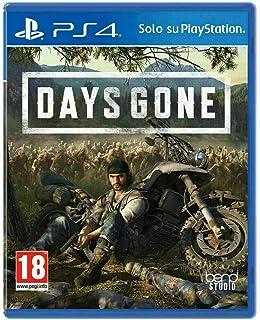 PS4 - Days Gone - [PAL EU - NO NTSC]
