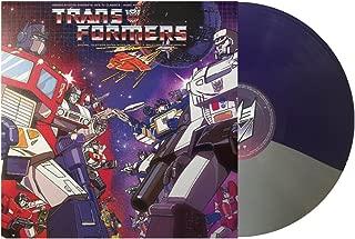 Transformers OST (Megatron Vinyl)