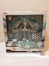 Max Factory [Character Vocal Series 01] figma Racing Miku 2011: First Win Ver. (Non-scale ABS & PVC painted finished figure) (Japan Import)