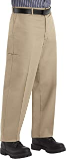 Red Kap Men's Wrinkle Resistant Cell Phone Pocket Work Pant