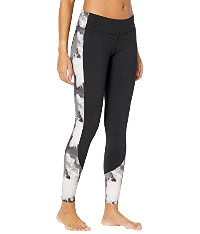 Hot Chillys Micro- Elite Chamois Printed Split Leggings Women