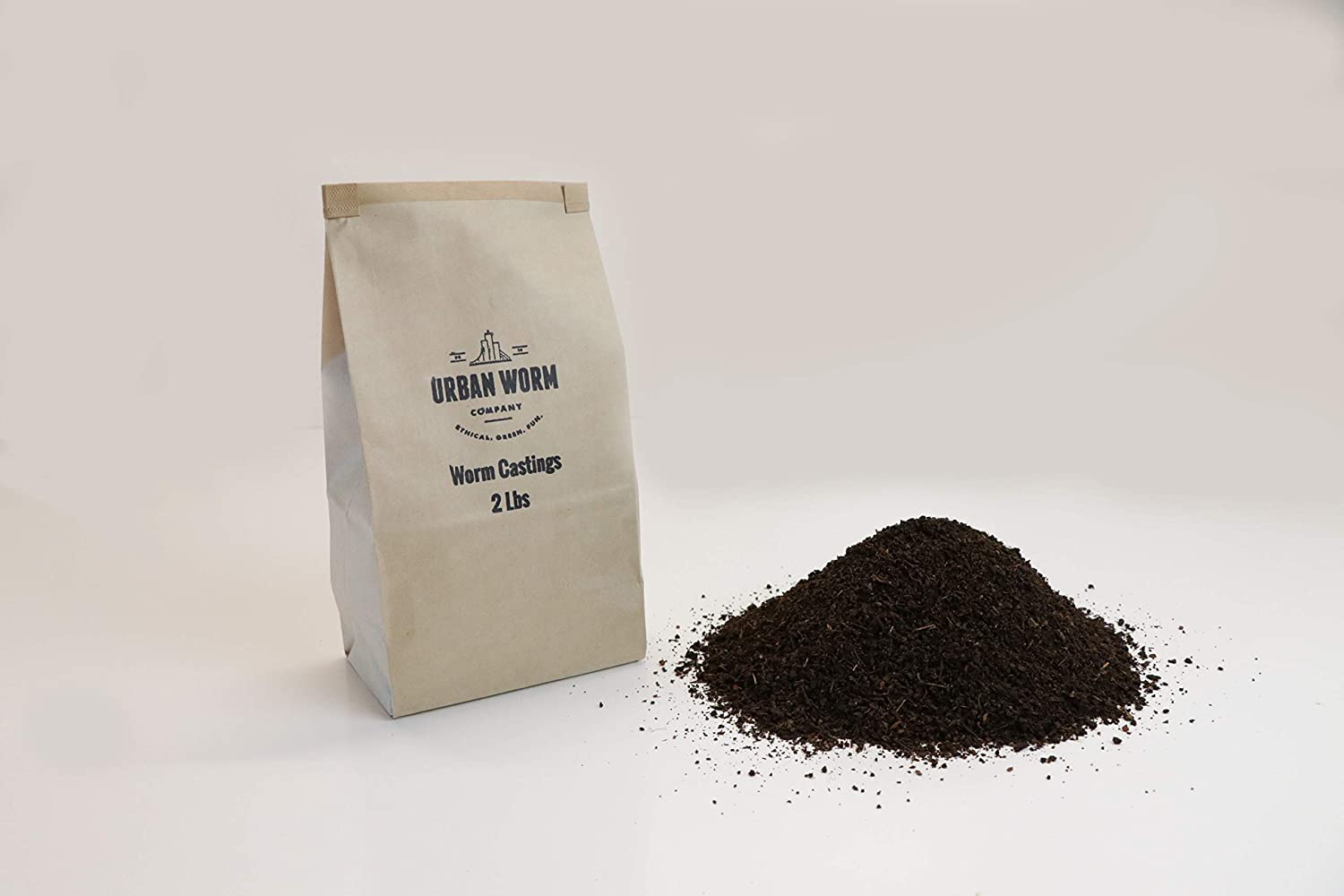 Urban Worm Castings - 2Lbs Life Seasonal Wrap Introduction Your cheap Add to Soil