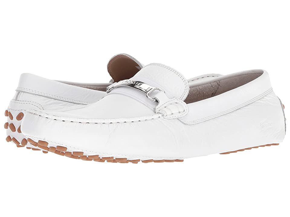 Lacoste Ansted 318 2 U (White/Gum) Men