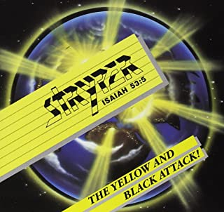 Best stryper yellow and black attack Reviews