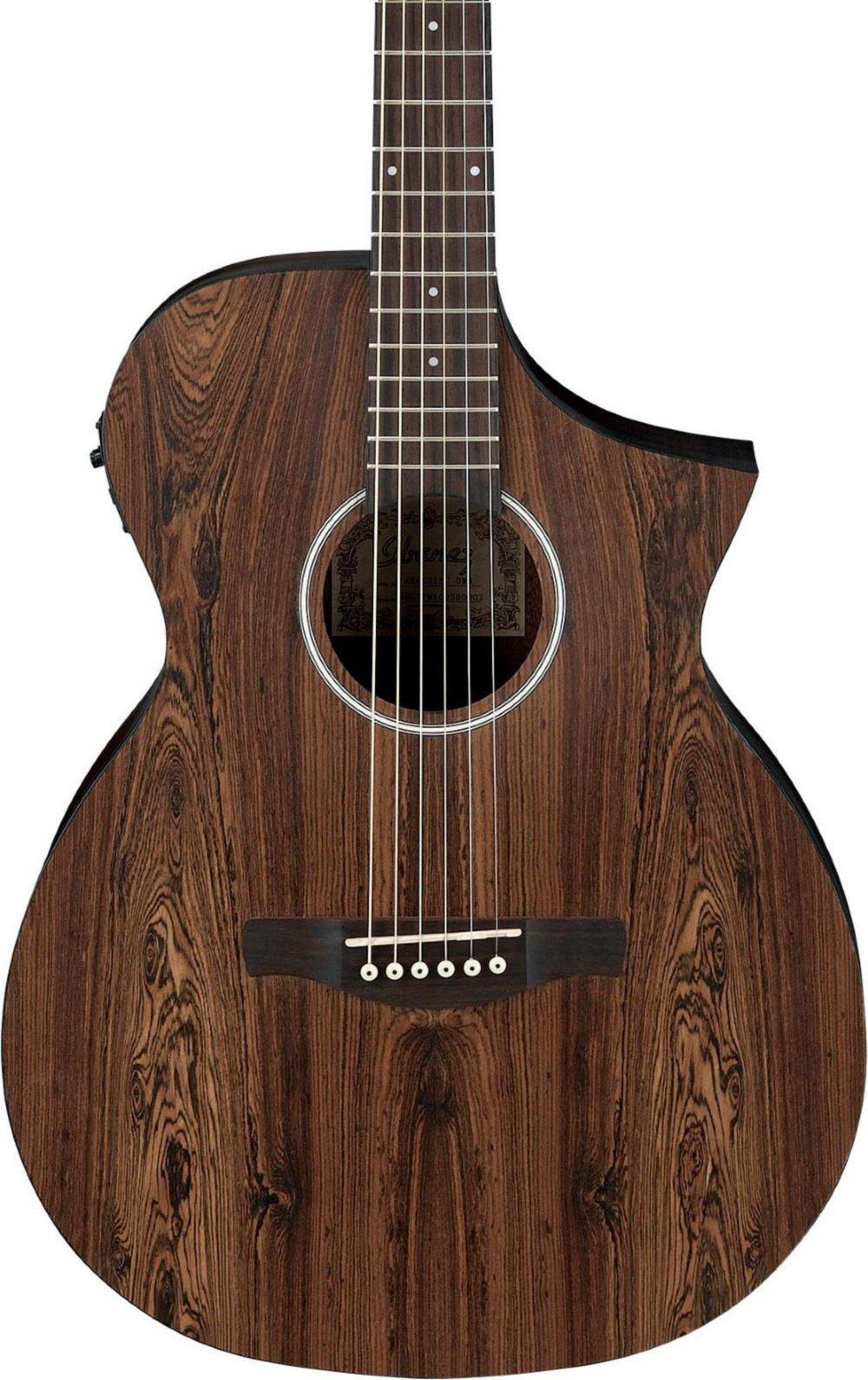 Ibanez AEWC31BC-OPN · Guitarra acústica: Amazon.es: Instrumentos ...