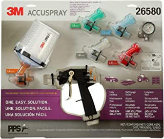 3M Accuspray Paint Spray Gun System with PPS 2.0, 26580, Standard, 22 Ounces, Use for Cars, Furniture, Cabinets and More, ...