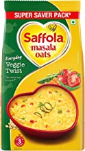 Saffola Masala Oats Veggie Twist - 500 gm