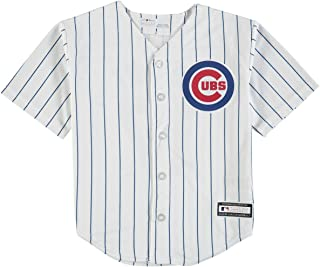 Kris Bryant Chicago Cubs #17 Youth Twill Finished Home Jersey
