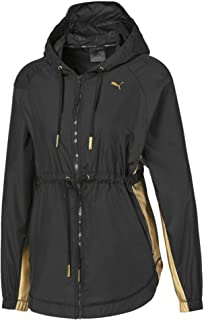 PUMA Women's Metal Splash Anorak