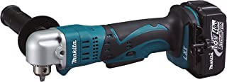 Makita DDA350RMJ 18V Li-Ion LXT Angle Drill Complete with 2 x 4.0 Ah Li-Ion Batteries and Charger Supplied in A Makpac Case