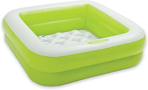 """2021 Intex Inflatable 15 popular Gallon Kids Baby Pool, Green, 33.5"""" x 33.5"""" new arrival x 9"""" outlet online sale"""