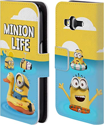 the best attitude e95da 3a19c Amazon.it: galaxy core prime cover minion: Elettronica