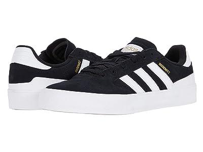adidas Skateboarding Busenitz Vulc II (Core Black/Footwear White/Gum 4) Men