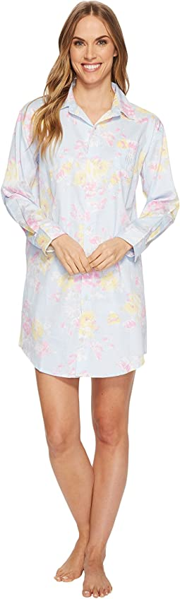 LAUREN Ralph Lauren - Cotton Sateen Sleepshirt