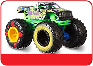 Hot Wheels Monster Trucks Styles May Vary