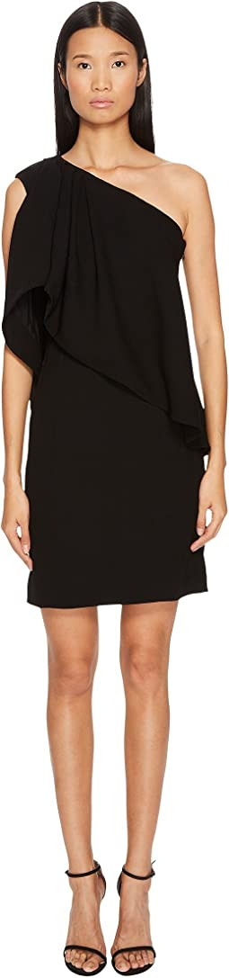 THOMAS WYLDE - Bali One Shoulder Popover Dress