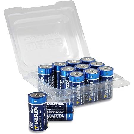 Varta 4914 High Energy Lr14 Baby C Batteries In A Pack Elektronik