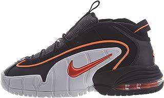 Nike Air Max Penny LE Big Kids Shoes Black/Total Orange/White 315519-006