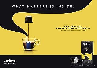 Lavazza Leggero Lungo Medium Roast Capsules Compatible with Nespresso Original Machines (Pack of 80)