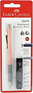 Faber Castell APOLLO MECHANICAL PENCIL 0.5MM,Assorted, 232590